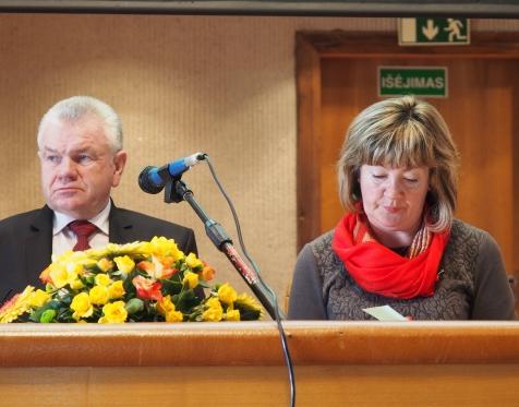 Lietkoopsąjungos narių ataskaitinis susirinkimas