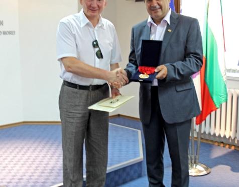 Lietuvos kooperatyvų sąjungos delegacijos vizitas į Bulgariją